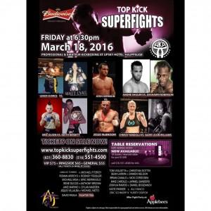 Top Kick - Superfights