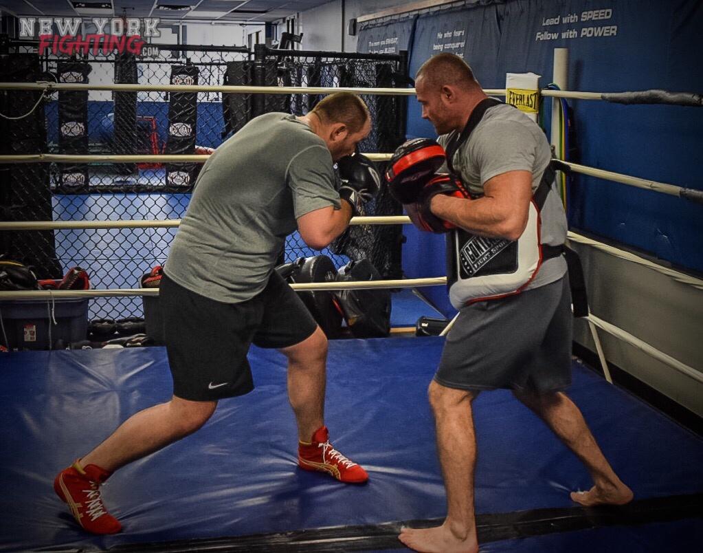 New York Boxing: Adam Kownacki and Polish Boxers
