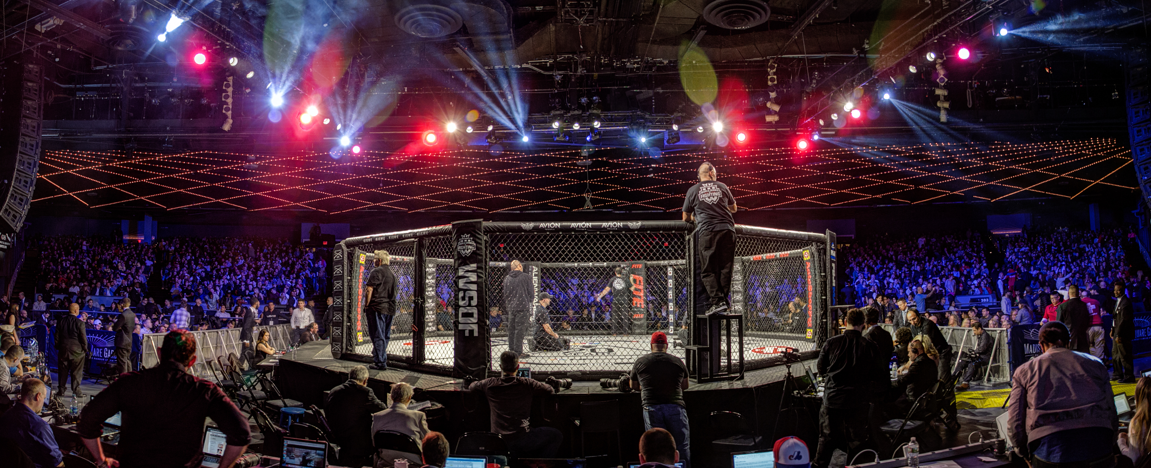 WSOF NYC - Photo Josh Brandenburg