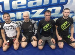 Jake Shields on Training in New York and Taking on Dillon