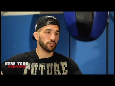 Part 2: Jared Gordon – Behind the Fighter