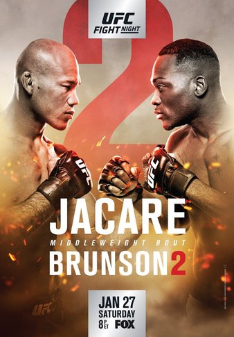 UFC_on_FOX_Charlott_Jacare_vs._Brunson_2_Poster