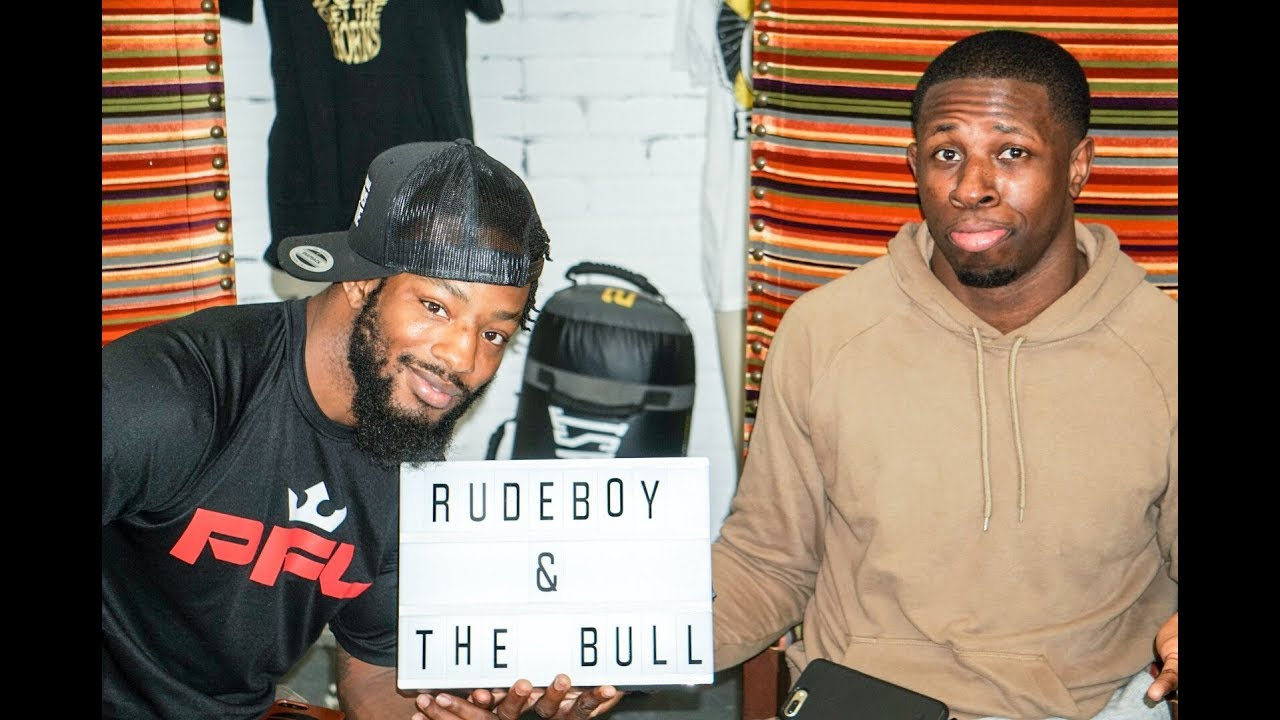 Rudeboy and The Bull: Ep 1 – Pilot