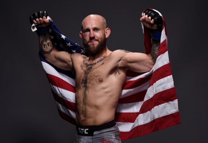 UFC Fight Night: Emmett v Stephens