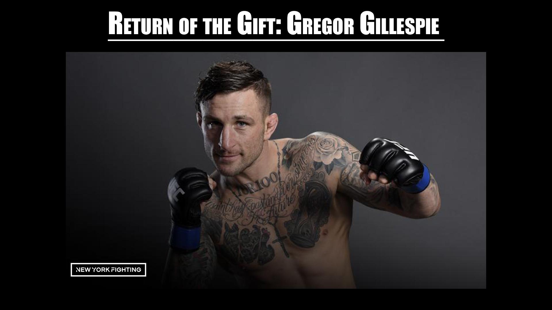 gregor Gillespie